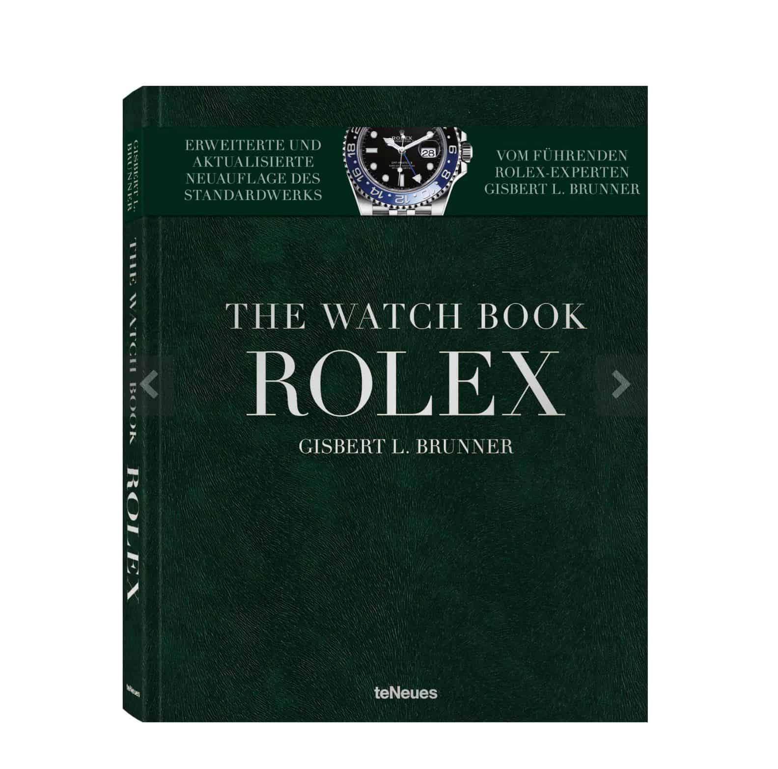 Ein umfassendes Werk über die Uhrenmarke Rolex