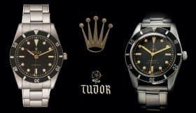 Die Tudor Geschichte: Von der Rolex Submariner zur Tudor Black Bay