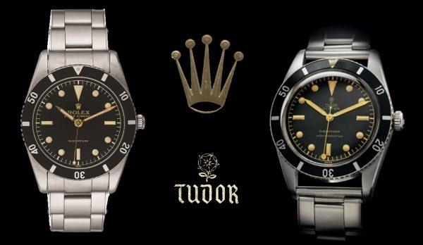 """Von der Rolex """"Submariner"""" zur Tudor """"Black Bay"""""""