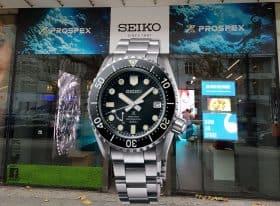 """Nur kurze Zeit: Seiko öffnet den """"Prospex"""" Pop Up Store"""