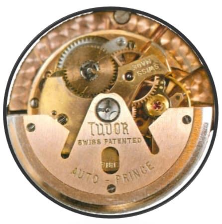 Tudor Automatikkaliber 390