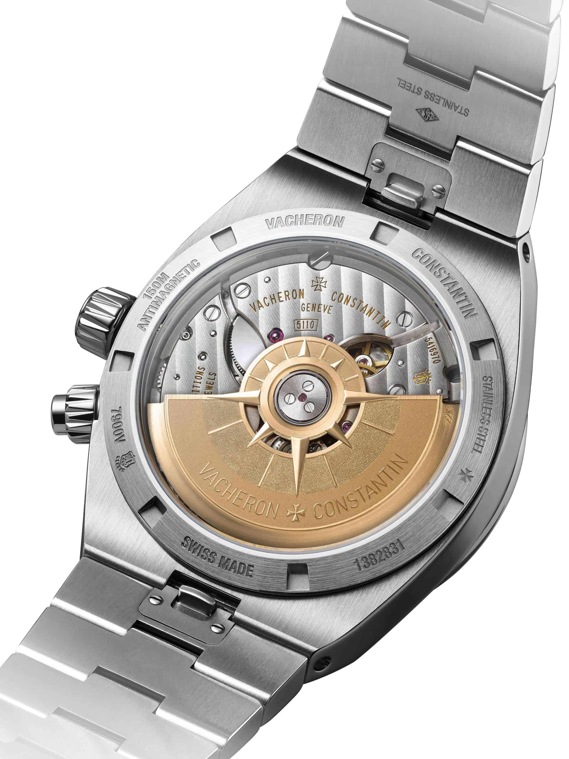 Vacheron Constantin overseas dual time 7900v 110a b546 Rückseite