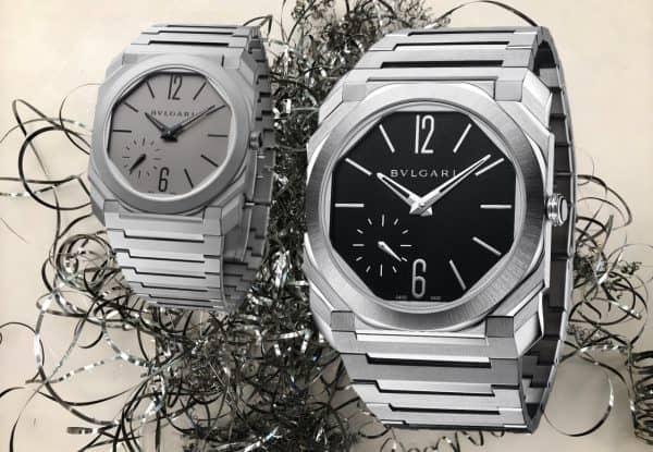 Die Bulgari Octo Finissimo setzt auf ultraflachen Luxus. Nun auch in Stahl.
