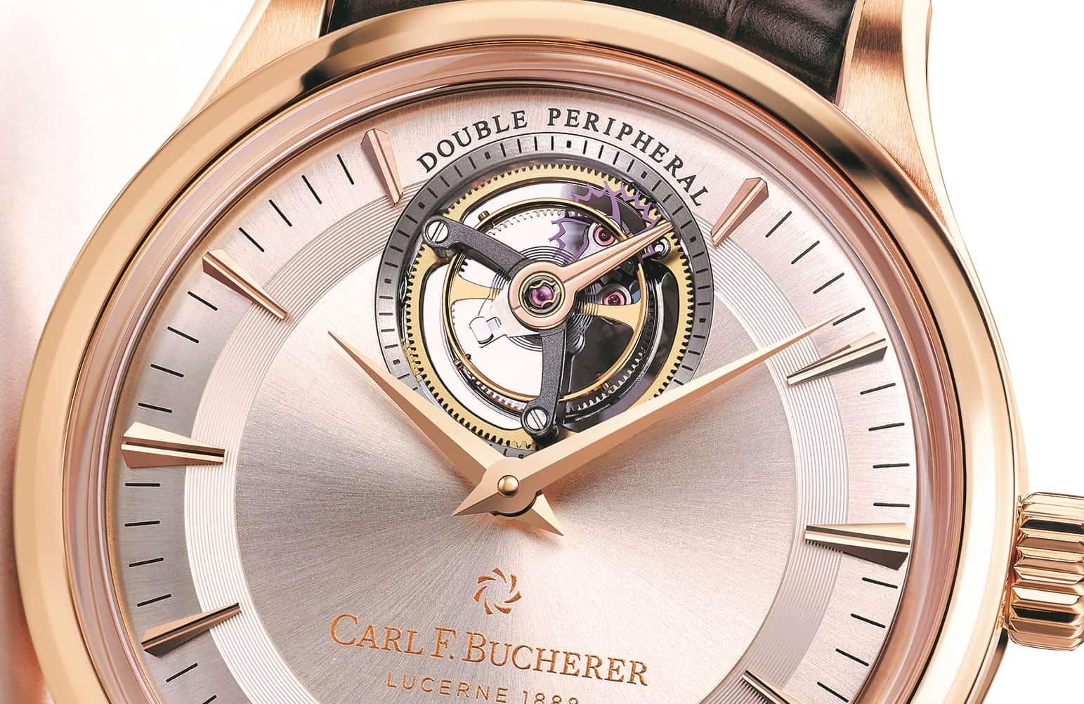 Mechanische Uhren mit sichtbarer MechanikOb Saphir-Gehäuse, Zifferblatt-Ausschnitt oder skelettiert: Hauptsache sichtbare Mechanik.