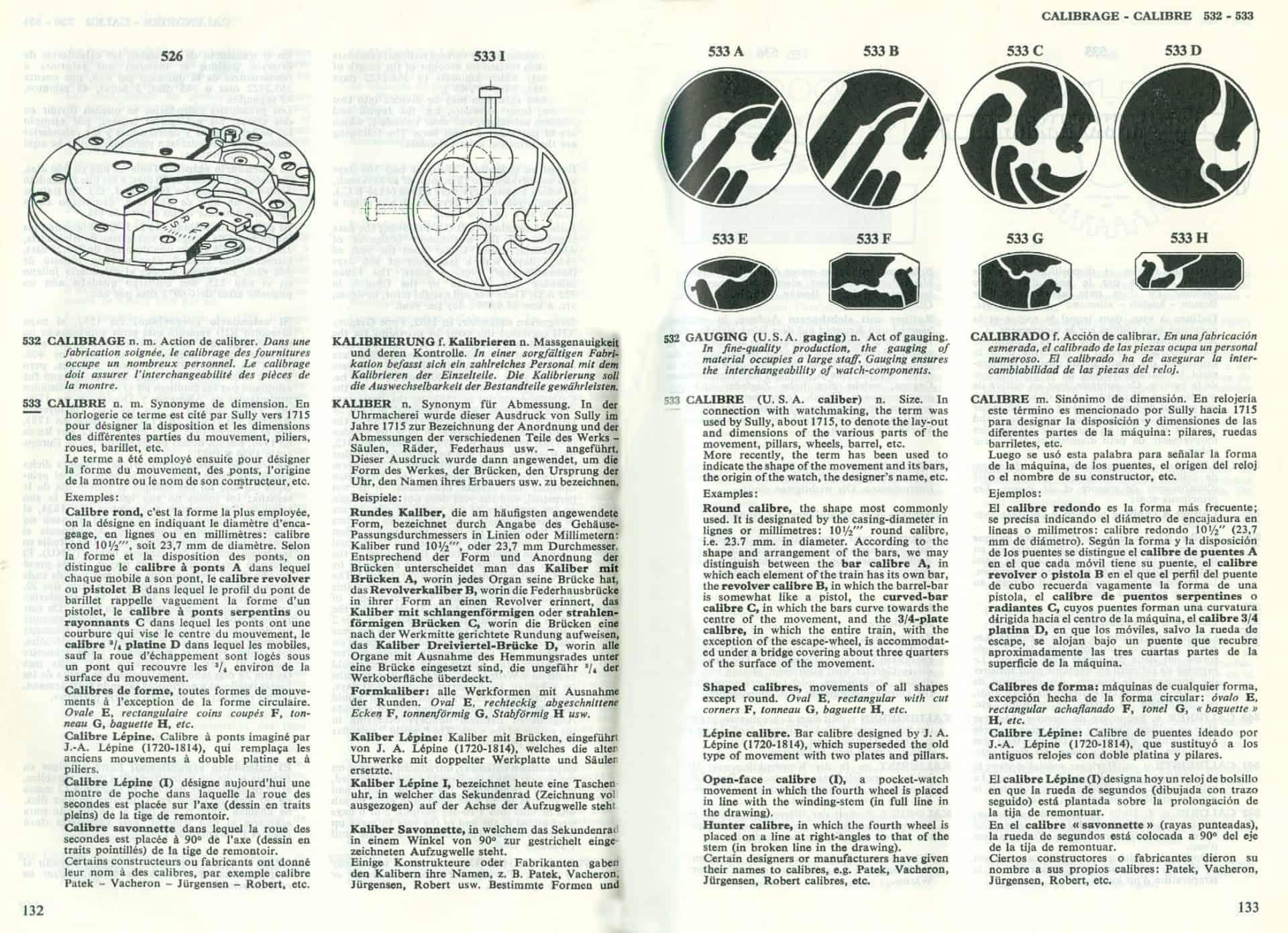 Umfassend un informativ - das Standardwerk der Uhrmacherei von Georges-Albert Berner