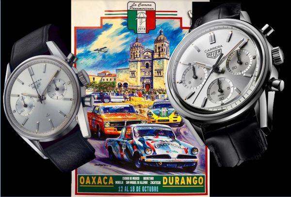 Die Heuer Carrera Re-Edition für Rennsport-Begeisterte