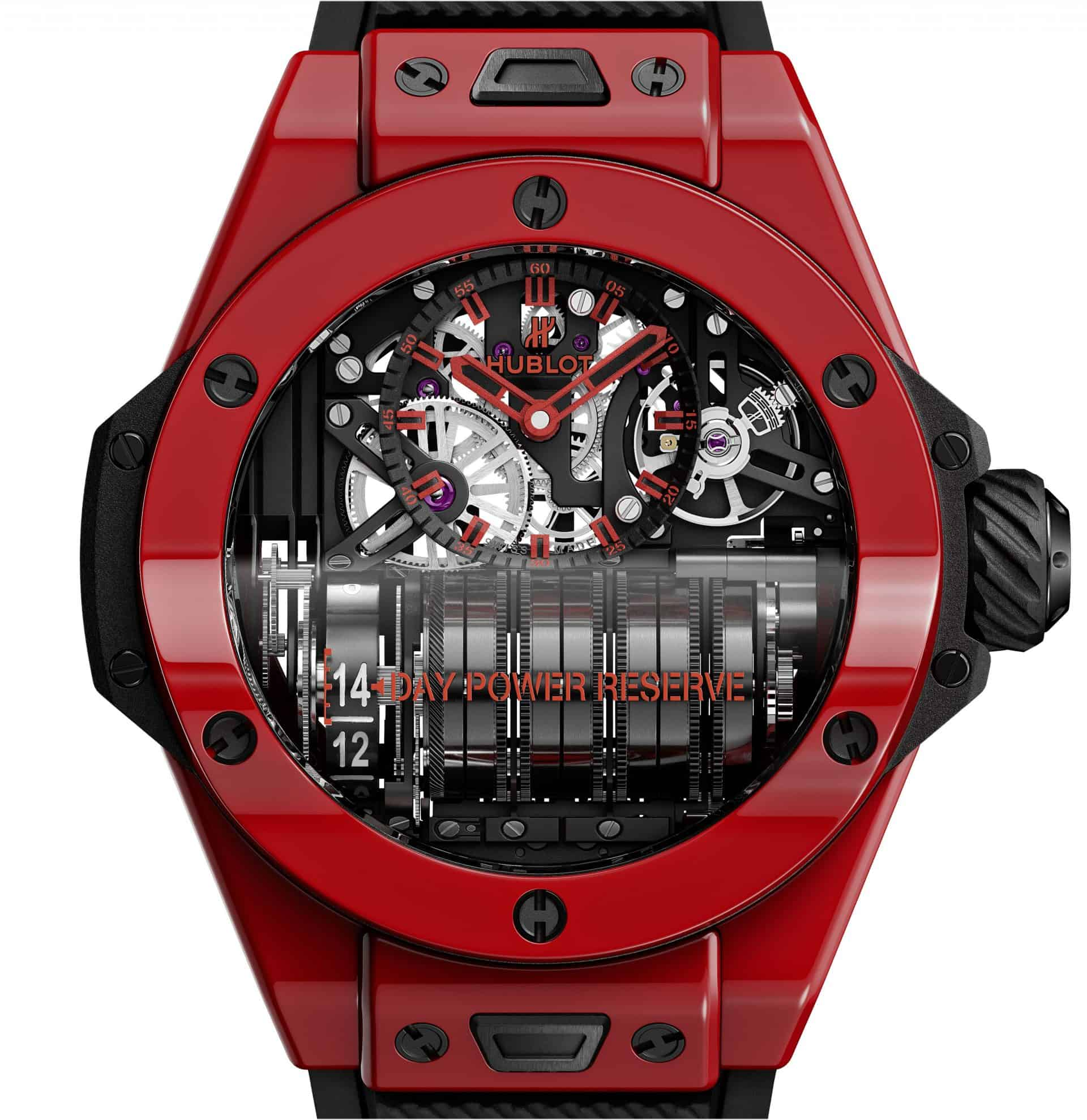 Hublot Big Bang MP 11 Red Magic 911.CF .0113.RX SD HR