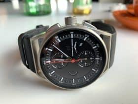 Sportliche Uhren schätzen Uhren-Gehäuse aus Titan
