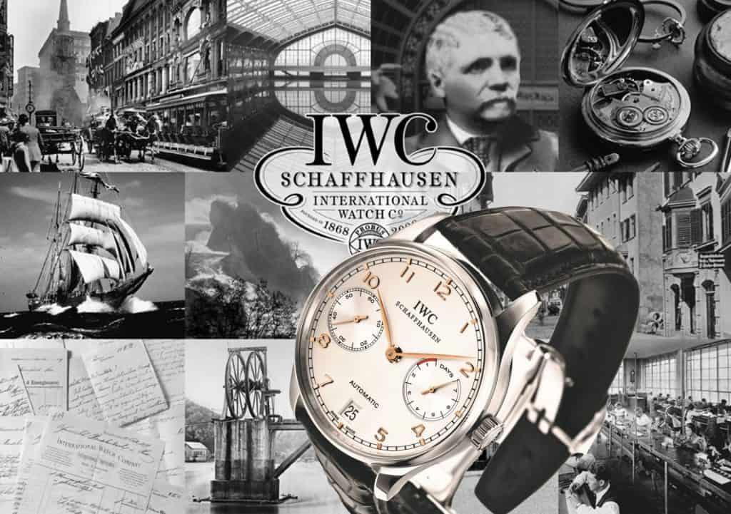 Interview IWC Portugieser Uhrenklassiker