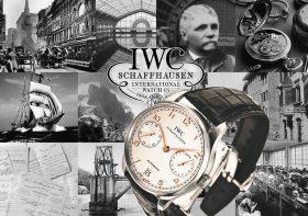 Interview mit einer Uhr: Die IWC Portugieser