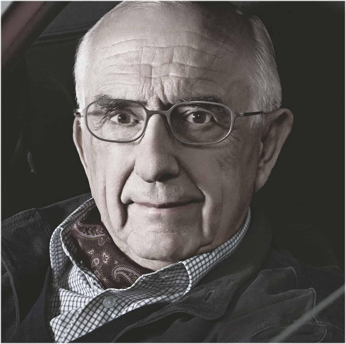 Porträtaufnahme von Jack W. Heuer