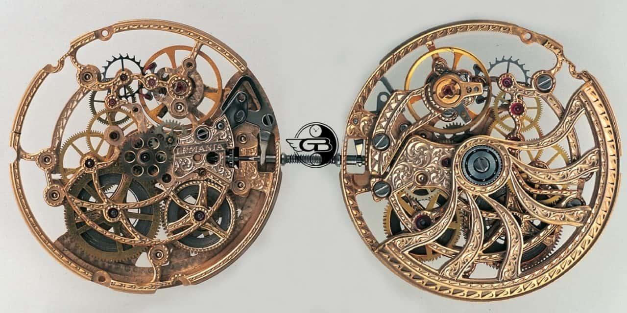 3 exklusive skelettierte Uhren mit Einblick in die feine Mechanik