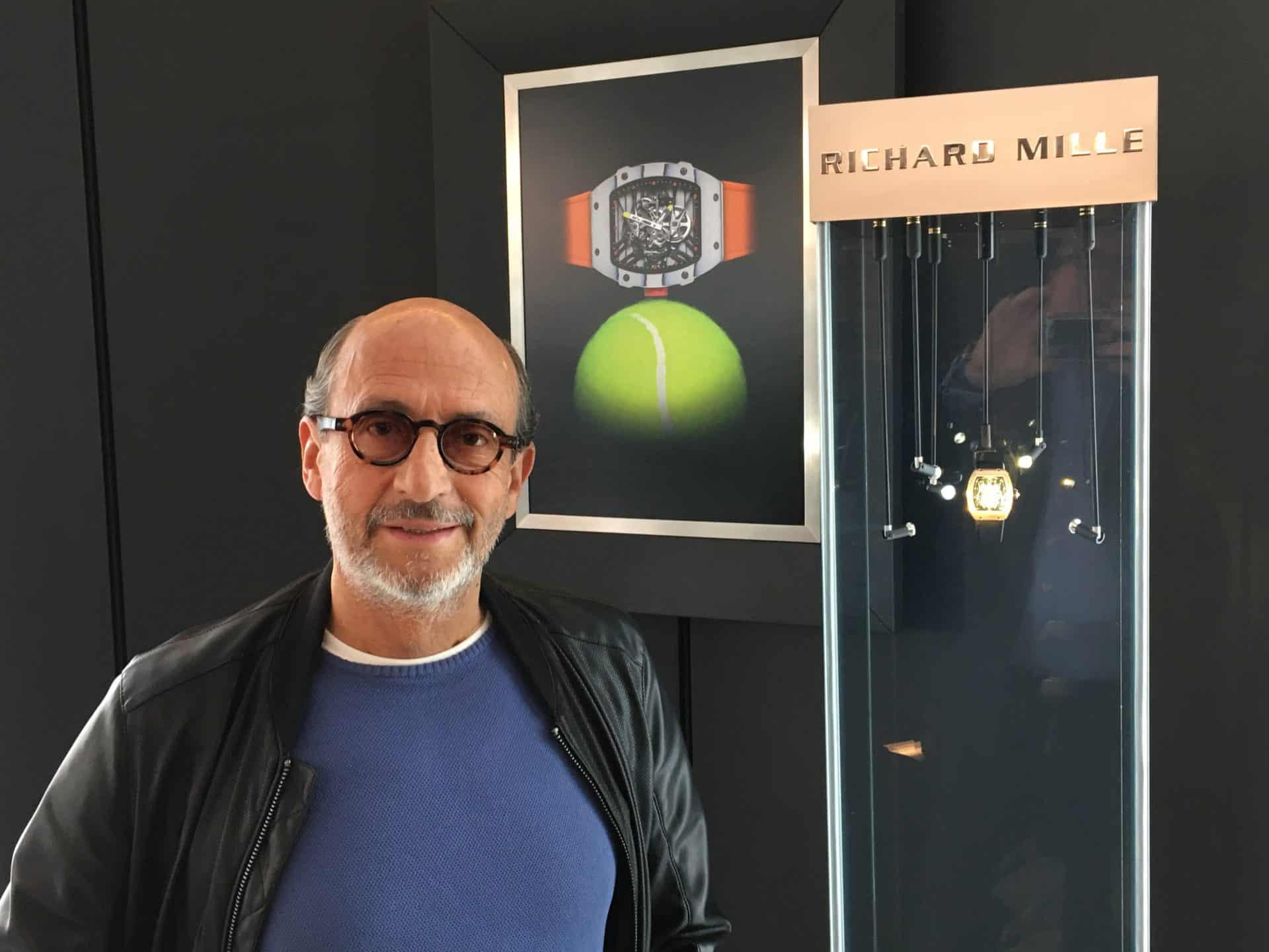 Richard Mille Gründer von Richard Mille Luxusuhren