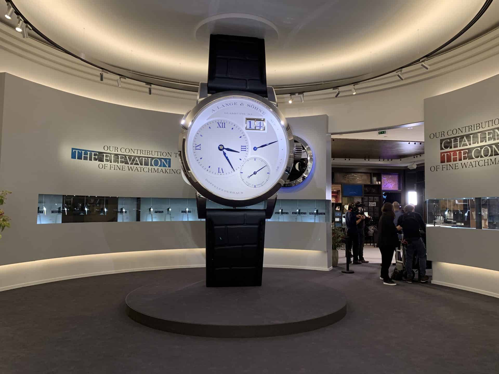 Stand A. Lange Söhne SIHH 2019