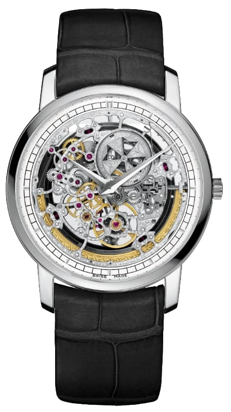 Vacheron Constantin Traditionelle Automatic Skelett Referenz 431462