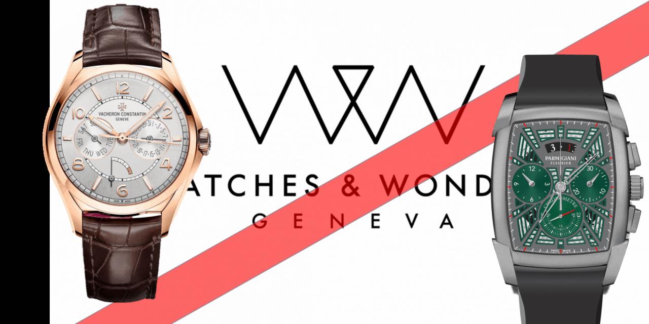 Corona! Genfer Uhrensalon Watches & Wonders 2020 ist abgesagt