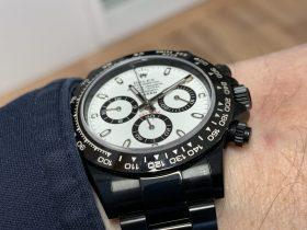 Nehmen Sie es Persönlich: Blaken gestaltet ihre Rolex-Uhren