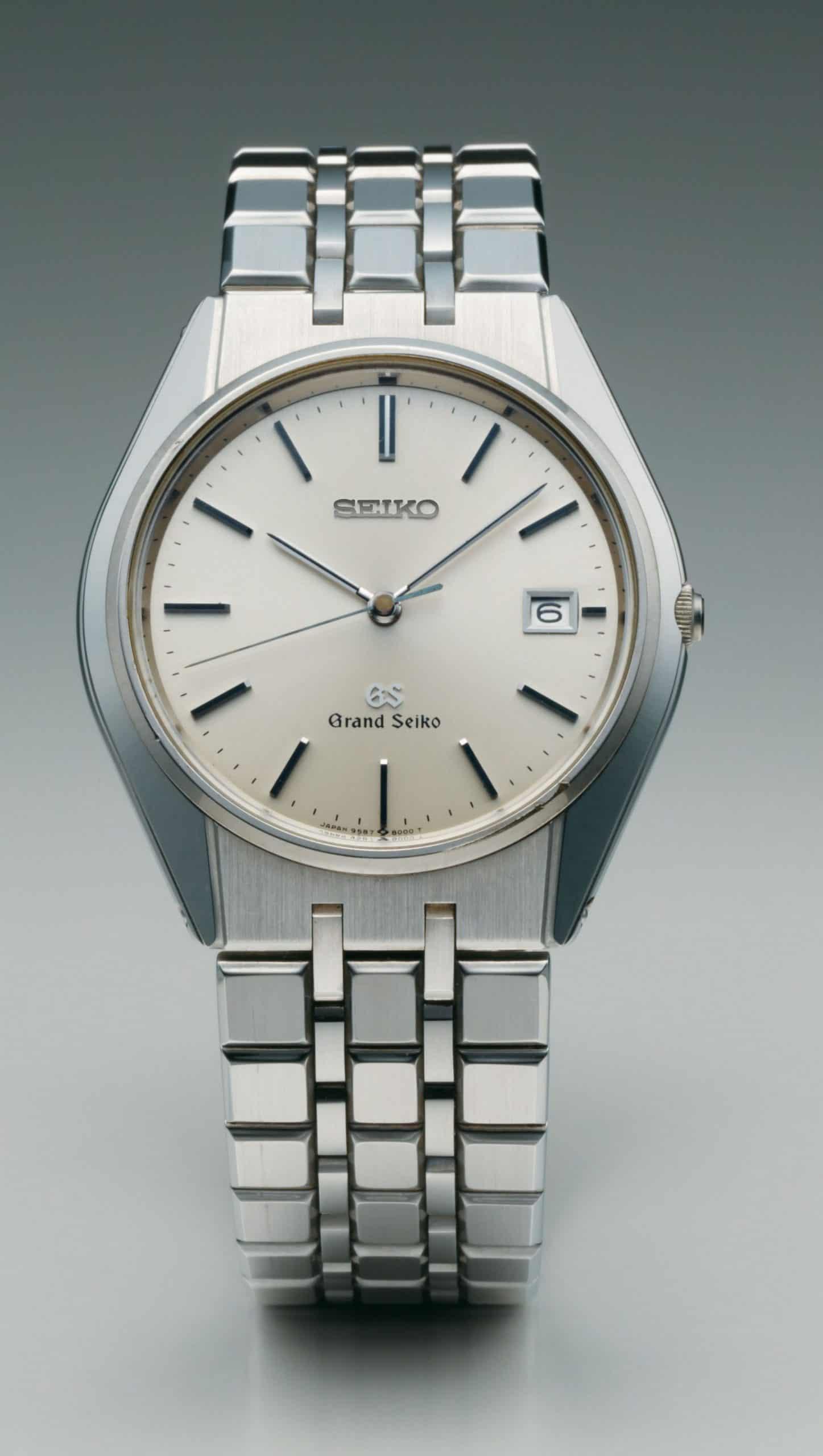 """""""Grand Seiko"""" Quarz-Ref. SBGS003, 1988"""