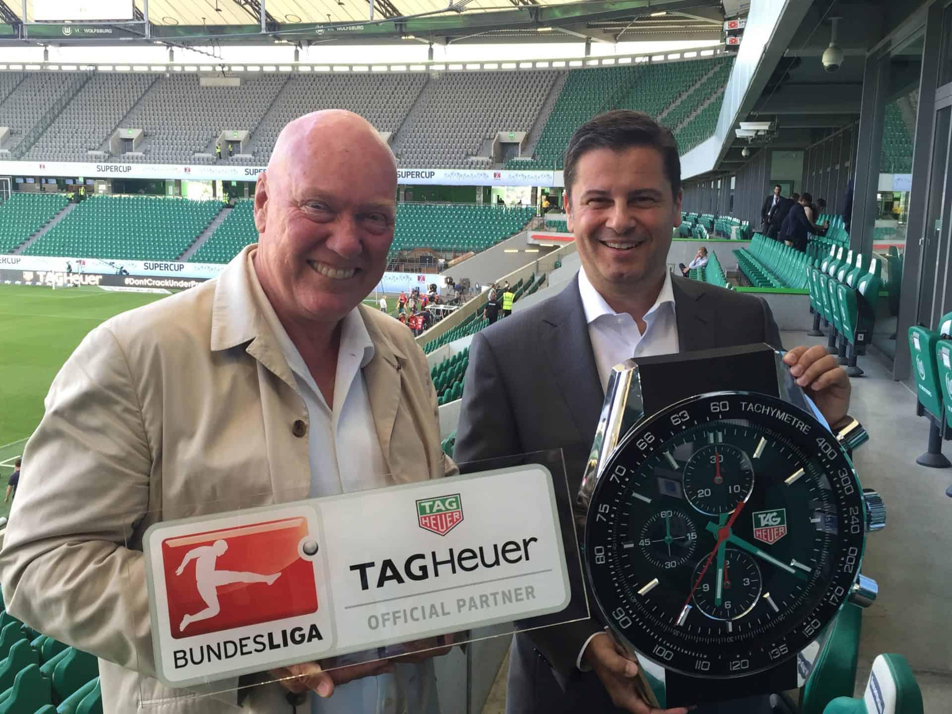 Jean-Claude Biver Engagement Fussball Bundesliga