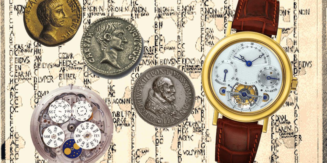 Gregorianischer Kalender: Für seine Entstehung brauchte es Caesar, Augustus und 'nen Papst!