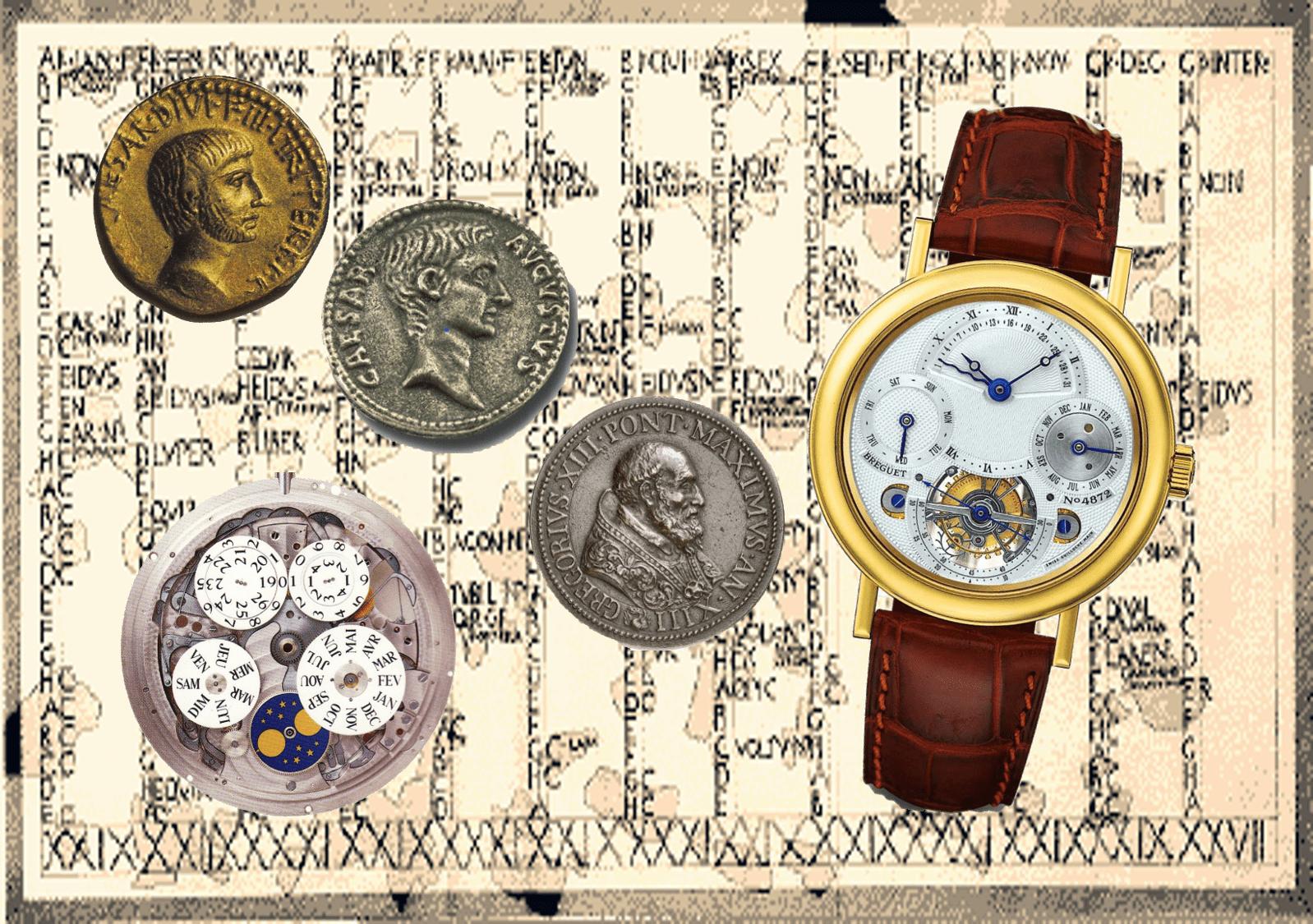 Der Gregorianische Kalender und seine Entstehung