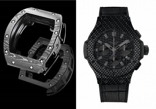 Gar nicht mal so leicht, leichte Uhrengehäuse herzustellen!