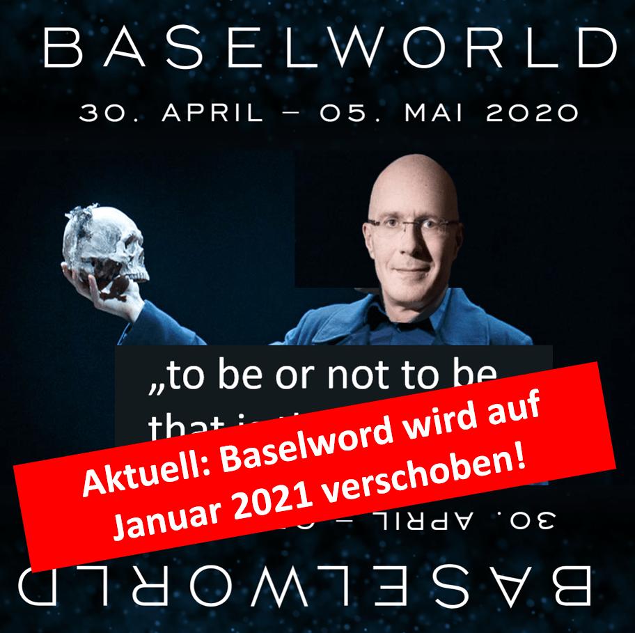 Baselworld 2020 abgesagt!