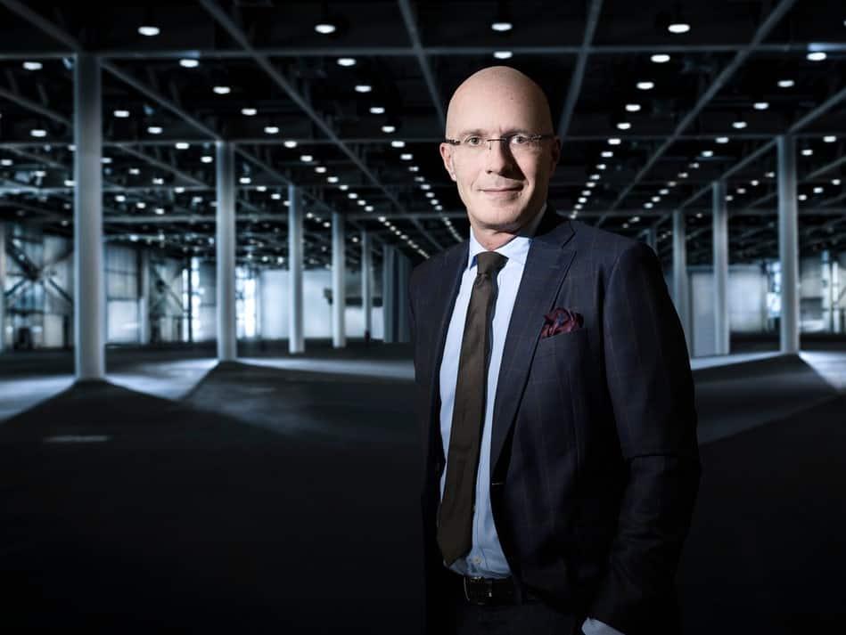 Michel Loris-Melikoff Direktor der Uhren- und Schmuckmesse «Baselworld».