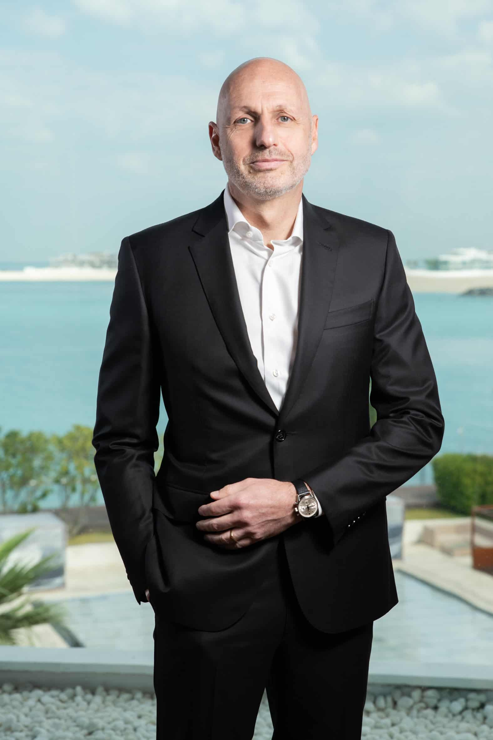 Stephand Bianchi, CEO der LVMH Watch Division