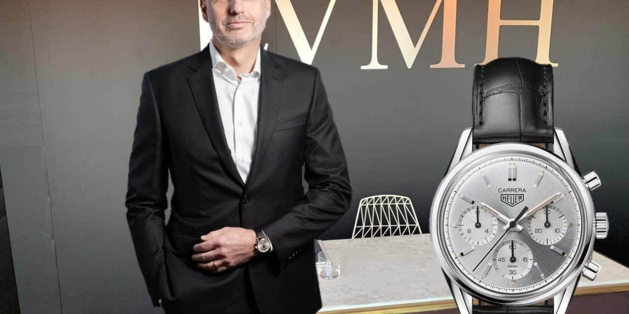 """Stéphane Bianchi LVMH: """"Ich liebe Marken"""""""