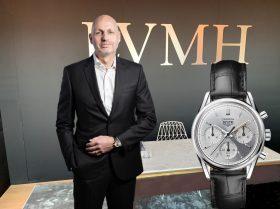 Uhrenkosmos im Gespräch: Stéphane Bianchi, Präsident der LVMH-Uhrendivision