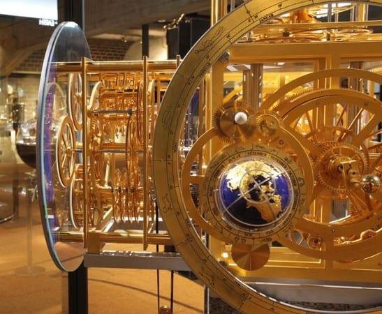 Das Uhrenmuseum in La Chaux-de-Fonds kooperiert mit dem Suisse Salon
