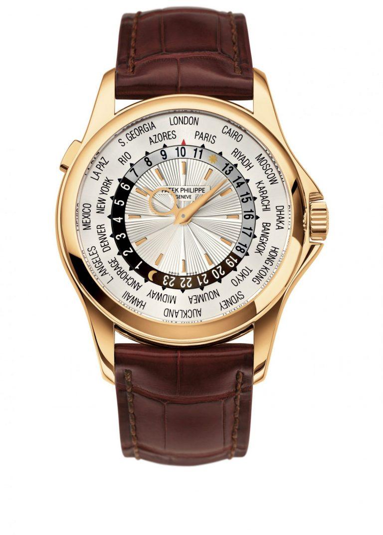 Die Patek Philippe Weltzeit Ref 5130J 001 zeigt, warum es aber letztlich geht - einzigartige, luxuriöse Uhren.