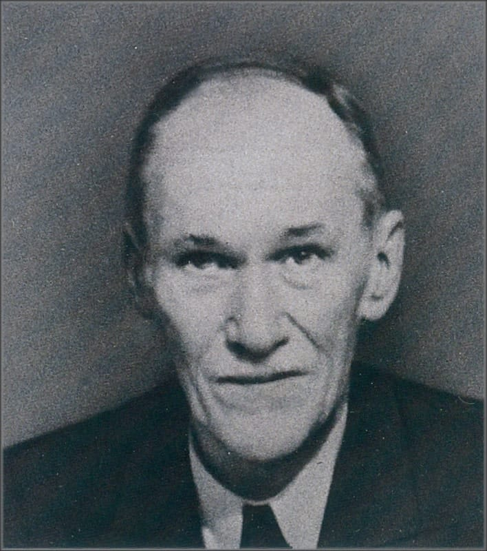 Charles Stern hatte die Mittel wie den Mut in die Marke Patek Philippe zu investieren - Aufnahme von 1932