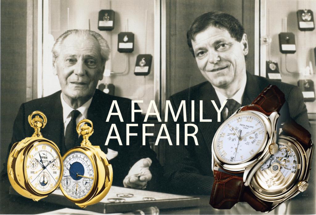 Die Geschichte von Patek Philippe Family affairs Teil III