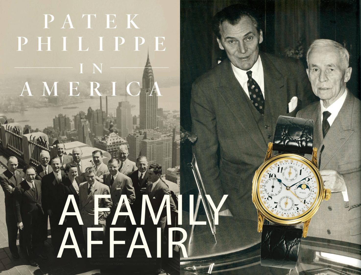 Geschichte von Patek Philippe Family affairs II