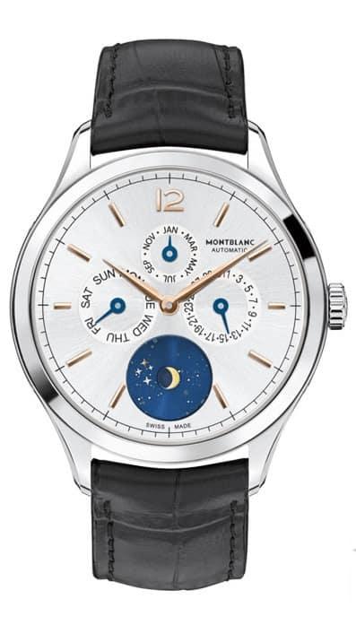 Montblanc Heritage Chronométrie Quantième Annuel Vasco Jahreskalender