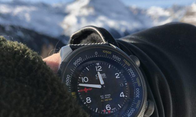 Oris und das Uhrvertrauen für lichte Höhen