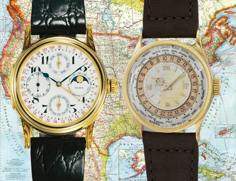 Für die Patek Premiummodelle wie den Ewigen Kalender oder die Weltzeituhr waren die USA enorm wichtig