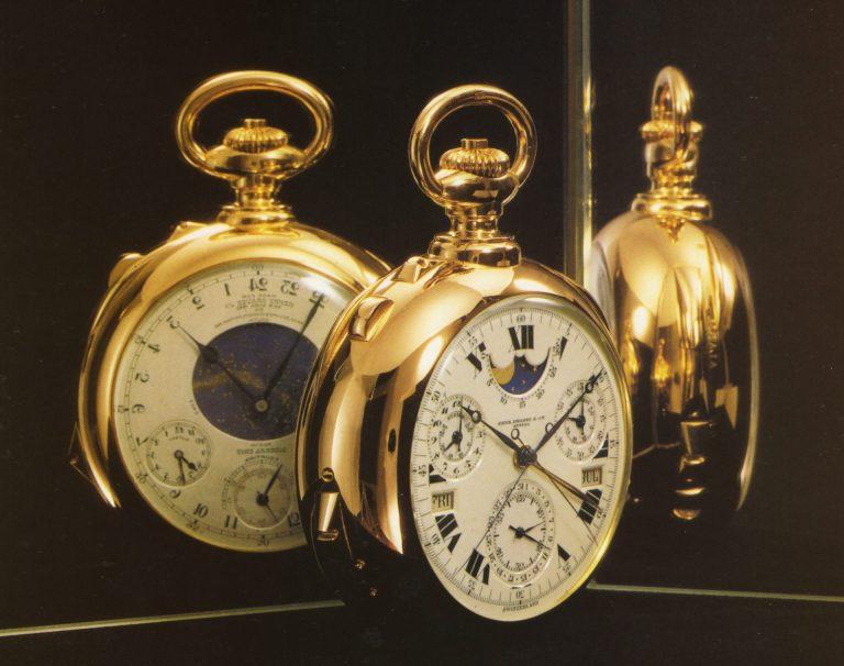 Die Umsetzung der höchstkomplizierten Taschenuhr durch Henry Graves Junior zeigte die Uhrmacherkompetenz von Patek Philippe.