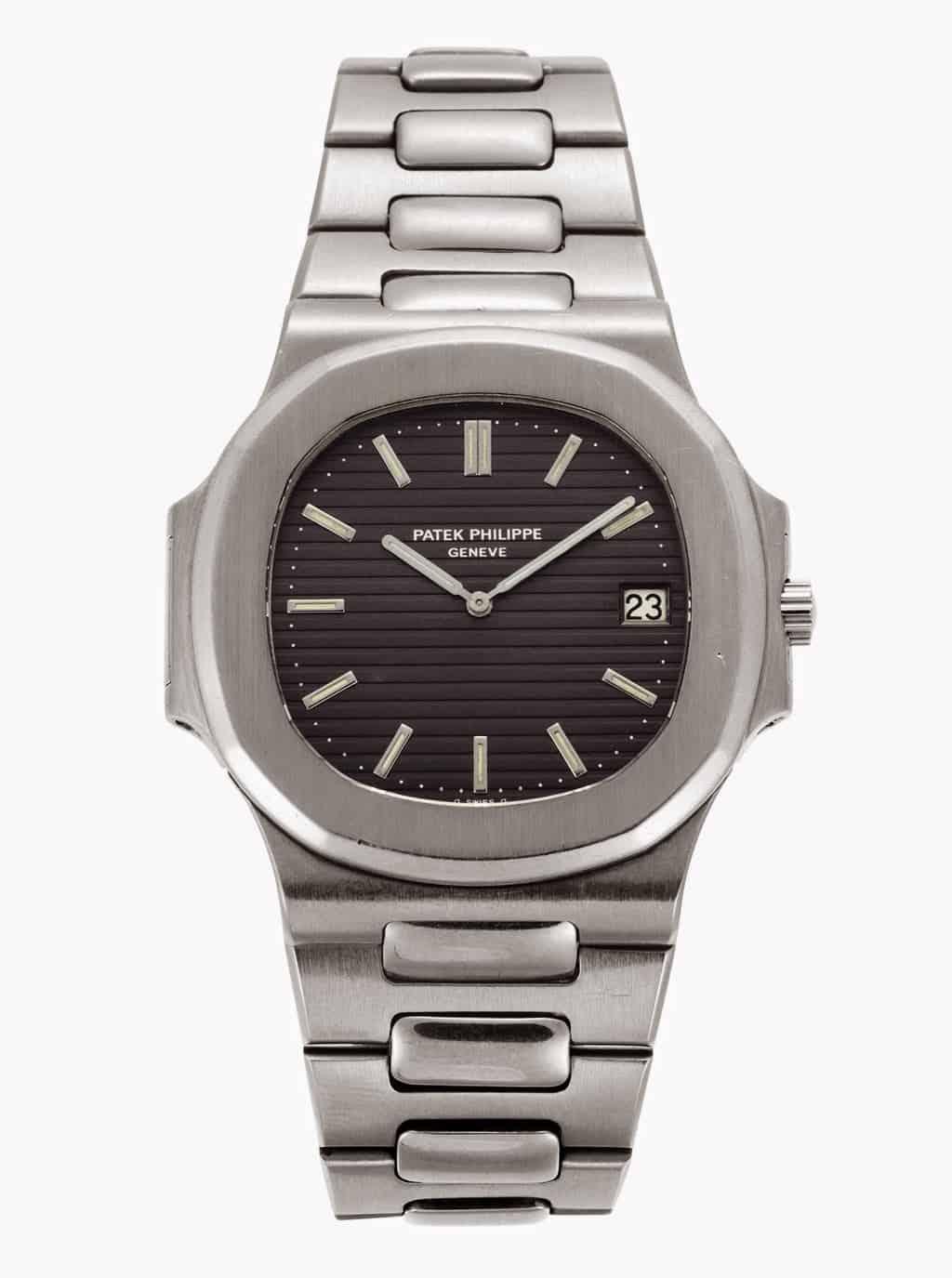Original und perfekter Zustand: Eine Patek Philippe Nautilus Referenz 3700 von 1976.