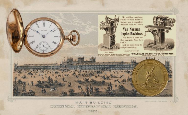 Der Innovationsschub durch Waltham brachte die Schweizer Uhrenindustrie in Zugzwang