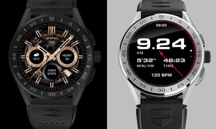 TAG Heuer Connected Smartwatch und Die neue Sportlichkeit