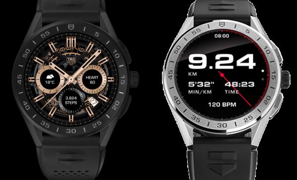 Die neue Connected Smartwatch wird sportlich
