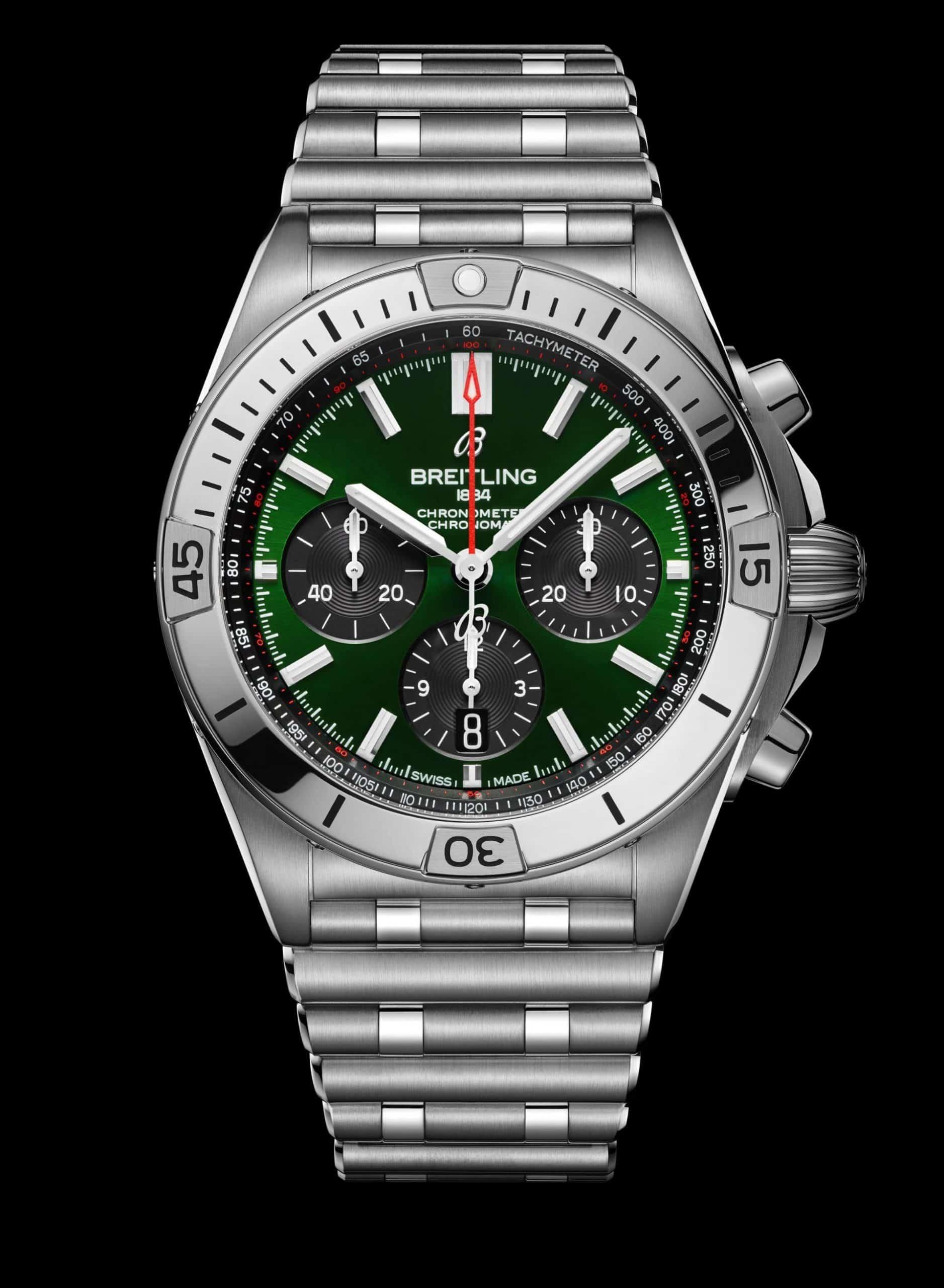 Bentley Freunde aufgepasst - der Breitling Chronomat B01 42 Bentley, Ref. AB01343A1L1A1