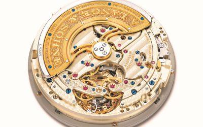 Rubine und ihre FunktionWarum nutzt man Rubine und Lagersteine im Uhrwerk