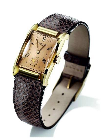 Die Hampton Armbanduhr aus den 1940-er Jahren