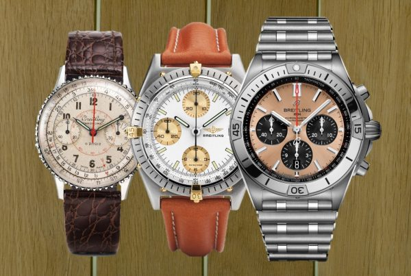 Ein neuer Chronograph mit langer Geschichte – der  Breitling Chronomat Chronograph