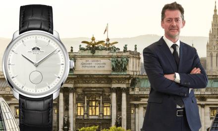 Carl Suchy ist ein Stück Österreich am Handgelenk