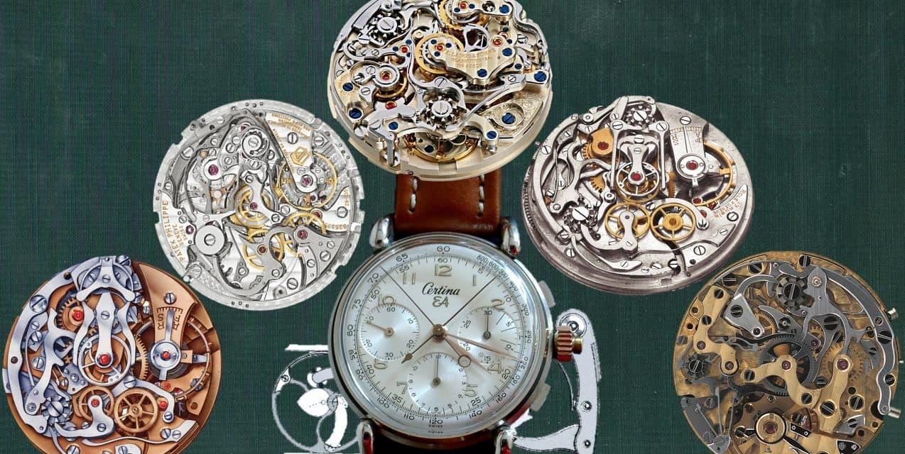 So funktioniert der Rattrapante Chronograph mit Schleppzeiger Mechanismus